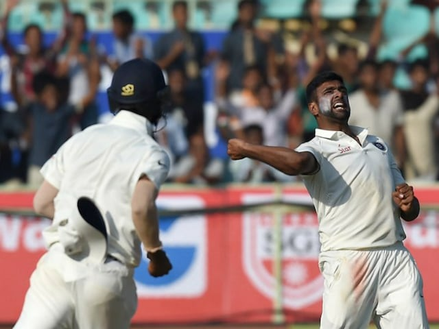 Ravichandran Ashwin Reveals How He played Through Injury Against England