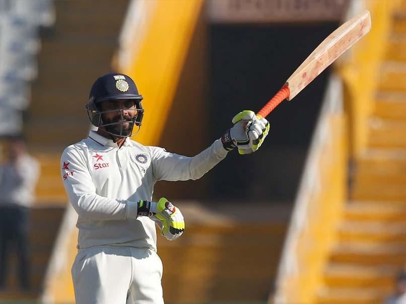 India vs England: Not That I Think Like a Batsman, I am One, Says Ravindra Jadeja