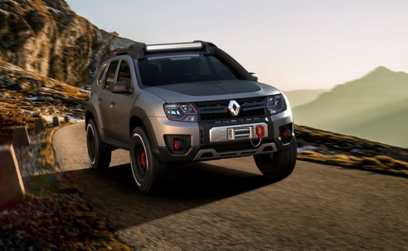 Renault Duster Extreme...