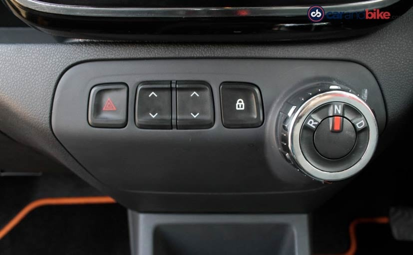 Renault Kwid AMT Rotary Dial