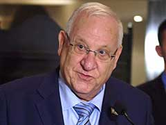 Terror Will Never Win, Says Israel President Reuven Rivlin In Mumbai