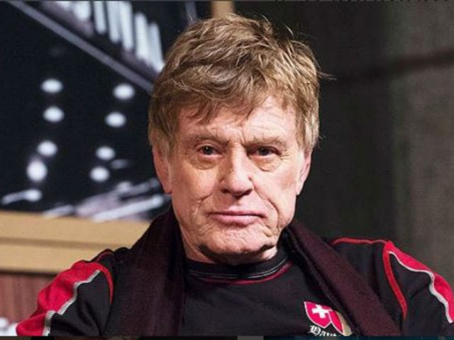 Robert Redford Will Retire From Acting After These Two Films