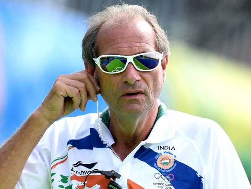 Roelant Oltmans, Chief Coach of Men