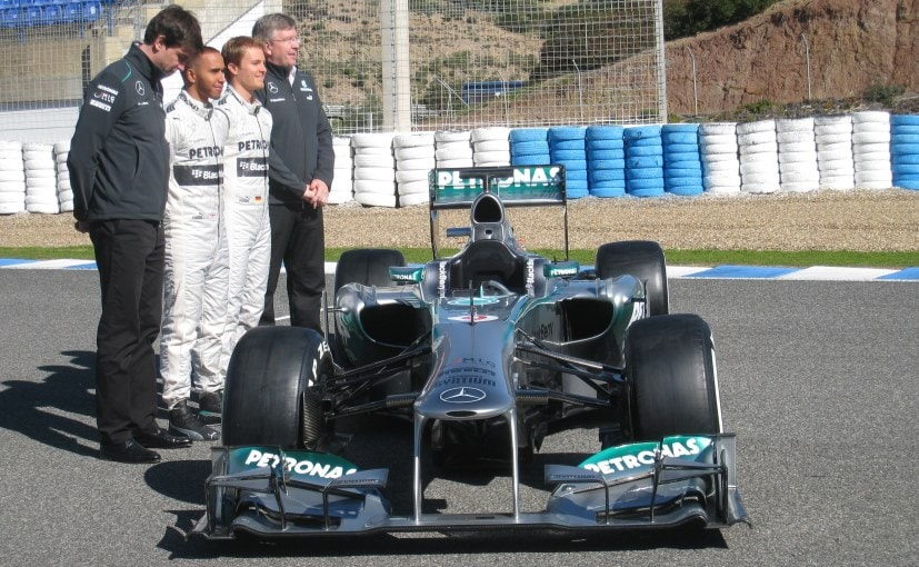 ross brawn mercedes f1