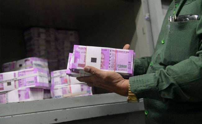 Tax Officials Seize Rs 85 Crore Cash, Bullion From Illegal Delhi Vault