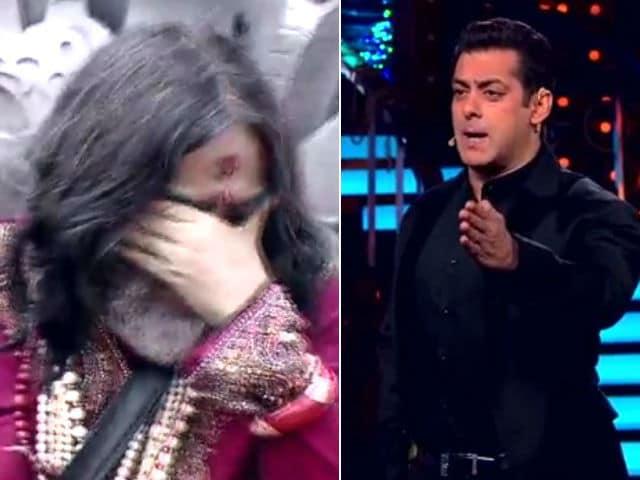 Bigg Boss 10: Swami Om Breaks Down After Salman Khan Reprimands Him