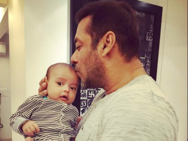 How Salman Khan and Nephew Ahil Are Creating Trouble for Arpita