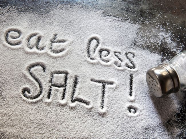 Taking Less Salt In Your Diet? It Would Be Good For Your Heart And Kidney In Hindi