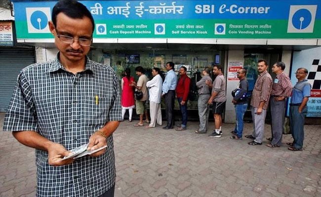 SBI exchanged Rs 5,776 crore of old Rs 500 and Rs 1,000 notes since November 10.
