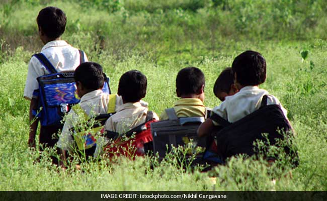 100 Children Fall Ill In Uttar Pradesh School After Eating Biscuits