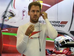 Ferrari Seek Review of Penalty to Sebastian Vettel at Mexican Grand Prix