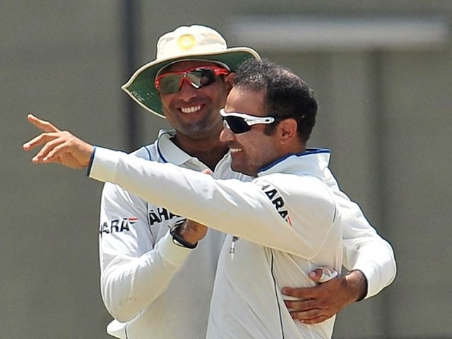 "Virender Sehwag Praises VVS Laxman, Calls Him ""One Of The Nicest Guys"" In Indian Cricket"