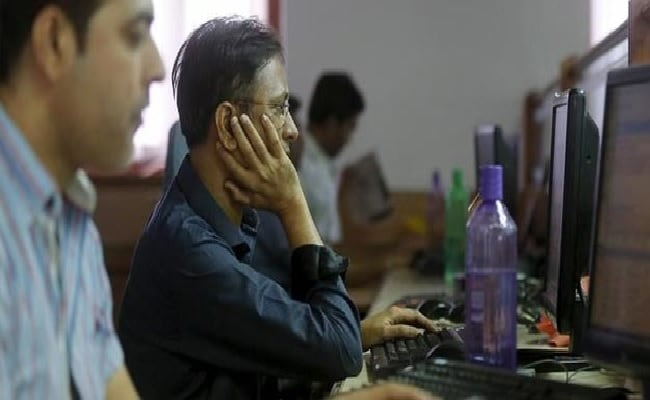 Sensex Plunges Over 350 Points, Nifty Sinks Below 10,650 As Markets Hit 6-Month Low