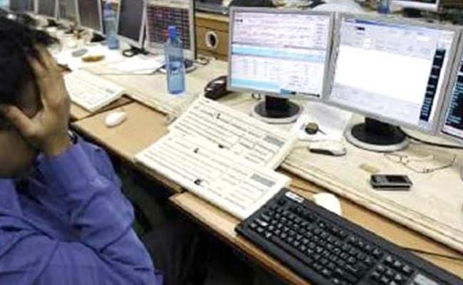शेयर बाजार में एक दिन में ही निवेशकों के 2.68 लाख करोड़ रुपये डूब गए