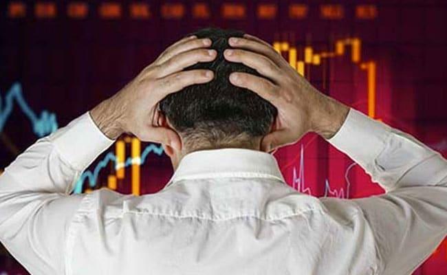 अमेरिकी शेयर बाजार डॉव जोंस में ऐतिहासिक गिरावट