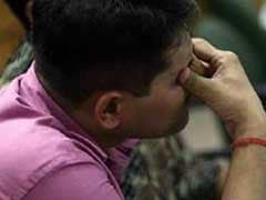 Sensex, Nifty Head For Seventh Straight Losing Session; Rupee Sinks