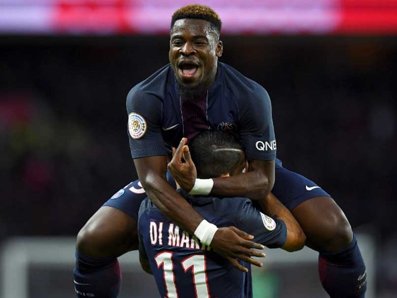 UEFA Champions League: Serge Aurier Barred From UK For PSG's Clash vs Arsenal