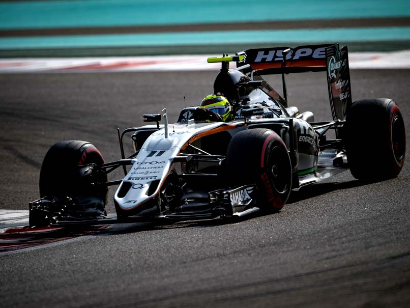 Sahara Force India Seals Historic Fourth Place Finish in F1 Championship