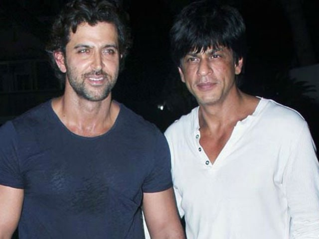 Hrithik Roshan's Friendship With Shah Rukh Will Survive Clash, Says Actor