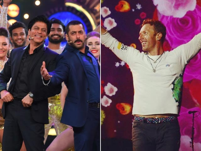 Shah Rukh Khan's Star-Studded After-Party With Coldplay's Chris Martin