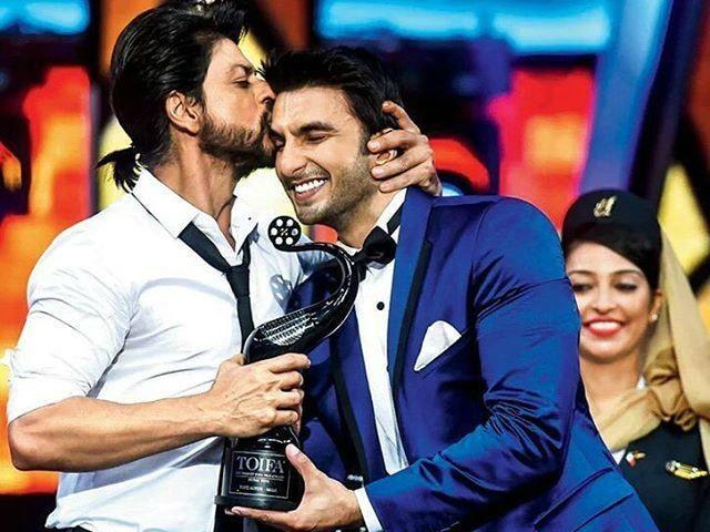 Ranveer Singh: Not Entering Shah Rukh Khan's Territory With Befikre