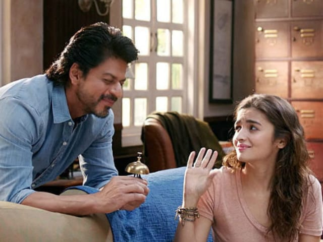 The Shah Rukh Khan Advice Alia Bhatt is Taking 'Very Seriously'