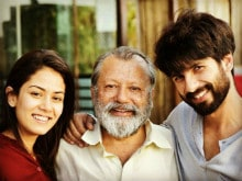 What Shahid Kapoor's Father Told Him After Misha Was Born