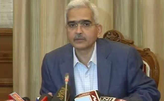 Shaktikanta Das Everything You Need To Know About RBI's New Governor