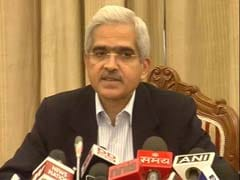 RBI Will Deal With Liquidity Deficit If Needed, Says Shaktikanta Das