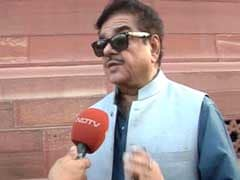 "Aadhaar FIR: ""Are We Living In Banana Republic?"" Asks Shatrughan Sinha"