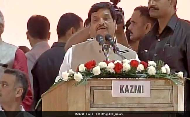 Shivpal Yadav Says His New Outfit Will Contest All 80 Seats In UP In 2019