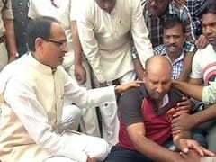 Bhopal Encounter: Chief Minister Chouhan Says Spare 'Few Words For Martyr'