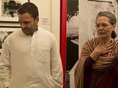 Priyanka, Rahul By Her Side, Sonia Gandhi Salutes Indira's Courage