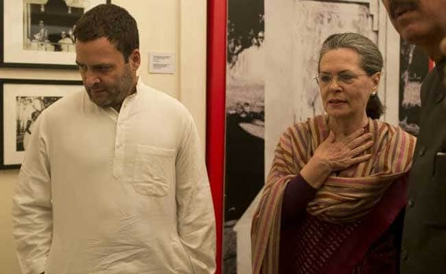 On Private Goa Visit, Seafood Lunch, Selfies For Rahul, Sonia Gandhi