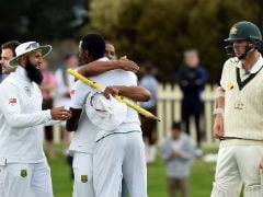 2nd Test: South Africa Hammer Hapless Australia to Win Test Series