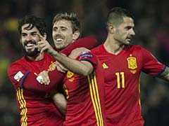 Football World Cup Qualifiers: Spain, Italy Cruise as Wales Held Again