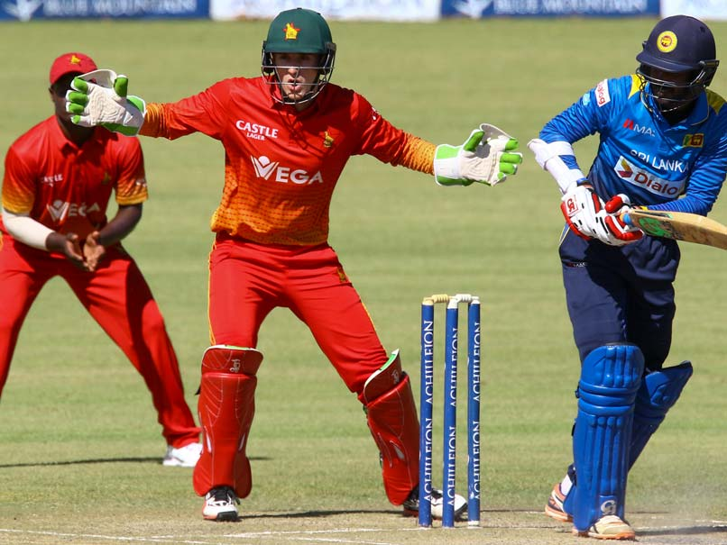 Sri Lanka Beat Zimbabwe by 6 wickets to Clinch Triangular One-Day Series