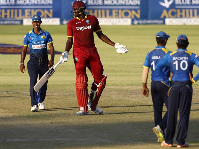 Triangular Series: Sri Lanka Edge Out West Indies in Thriller
