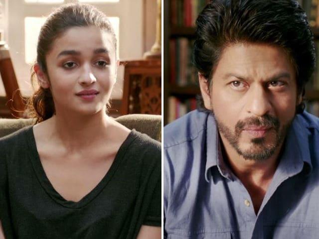 Dear Zindagi Take 3: Alia Bhatt's Question Leaves Shah Rukh Khan Dumbfounded