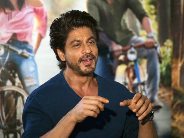 Shah Rukh Borrows From PM Modi To Talk Of 'Make In India' Dream