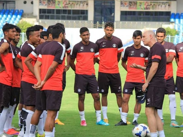 Stephen Constantine, Indias Football Coach, Handed Contract Extension