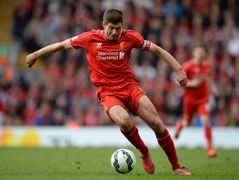 Liverpool Great Steven Gerrard Calls Time on Football Career