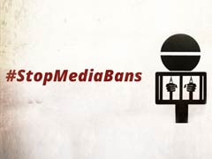 Stop Media Bans: A Joint Statement By News Organizations