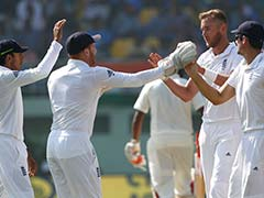 England Took The Fourth Day's Honours: Sunil Gavaskar