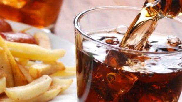 Frequent drinkers of sugary beverages more likely to die early