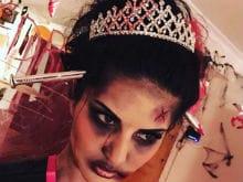 Happy Halloween: Sunny Leone's <i>Fright Night</i> Was Filled With Zombie Drama