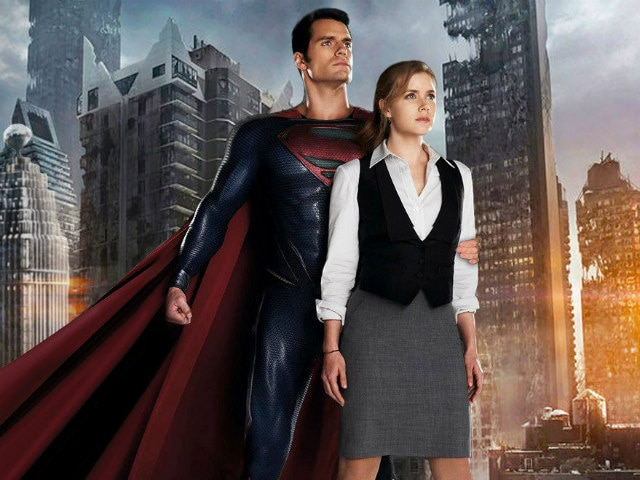 Folks, Breathe. Man of Steel Sequel in Works, Assures Amy Adams