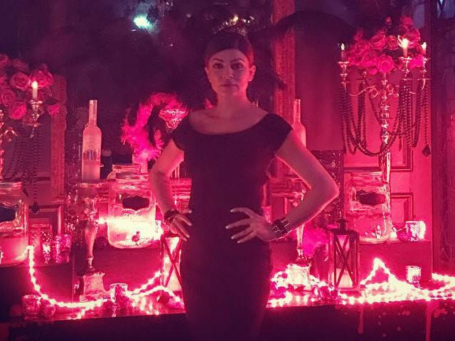 Inside Pics of Sushmita Sen's Birthday Party in Dubai