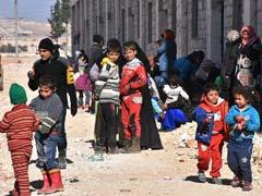 'All Children' In Syria's Aleppo Suffering Trauma: UNICEF