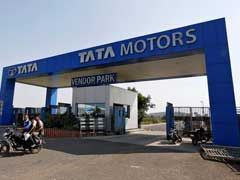 Tata Motors Shares Fall Over 8% After Q1 Earnings